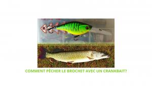 Comment pêcher le brochet avec un crankbaitt _