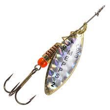 Mepps Aglia long 3 pour pêche brochet hiver