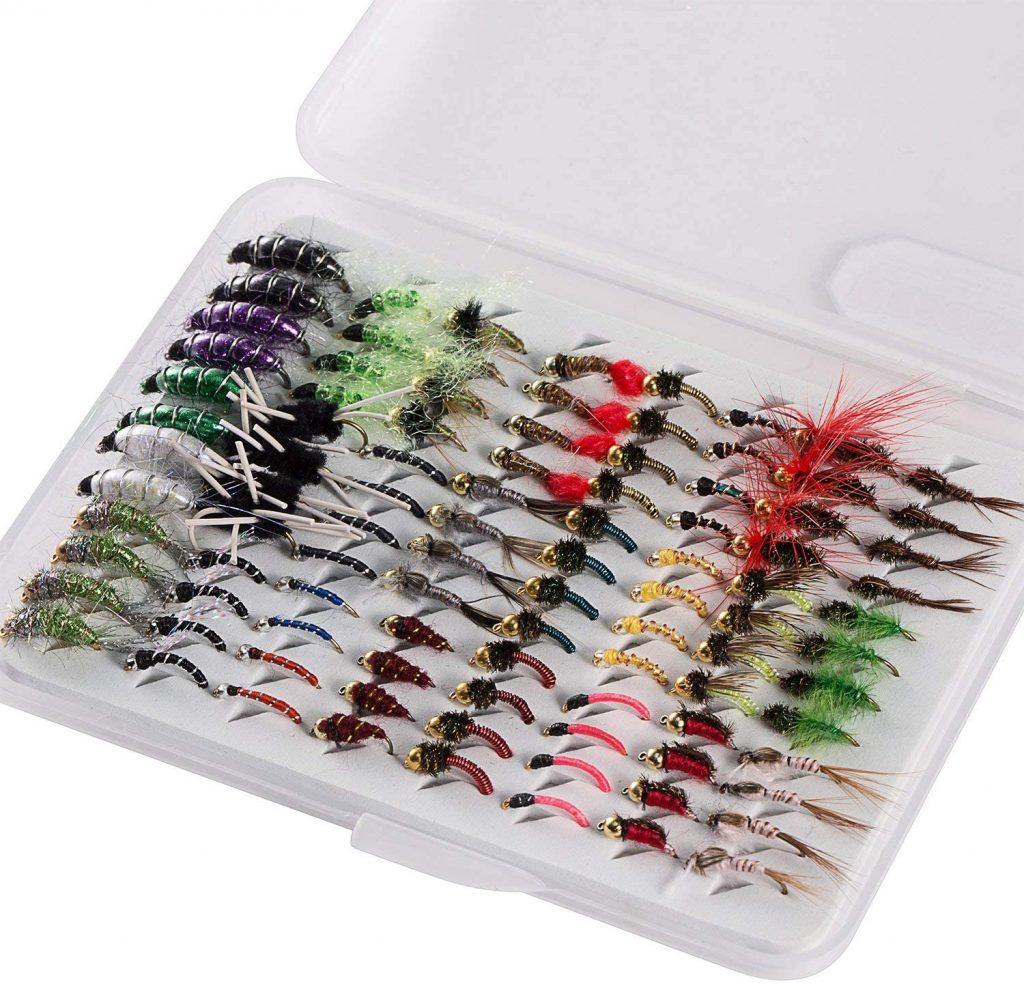meilleures mouches pour la pêche. Bassdash Fly Fishing
