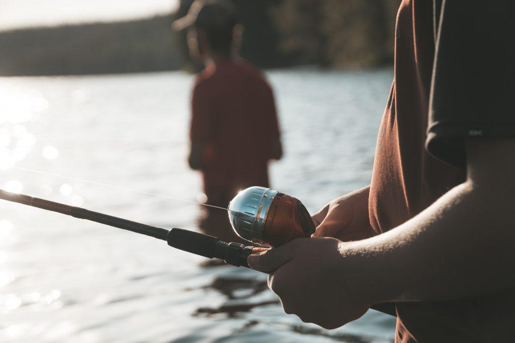 astuce pour pêcher quand il y a du vent