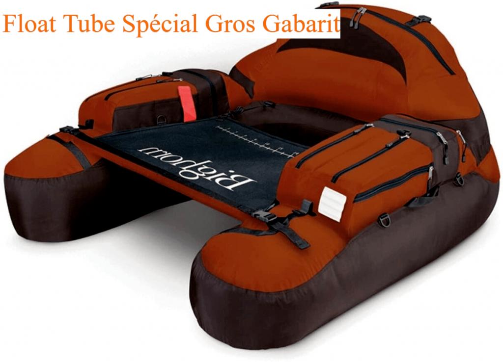 float tube bighorn classic pour gros gabarit