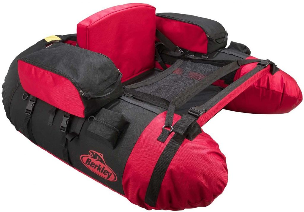 Berkley Float Tube - meilleur float tube rouge